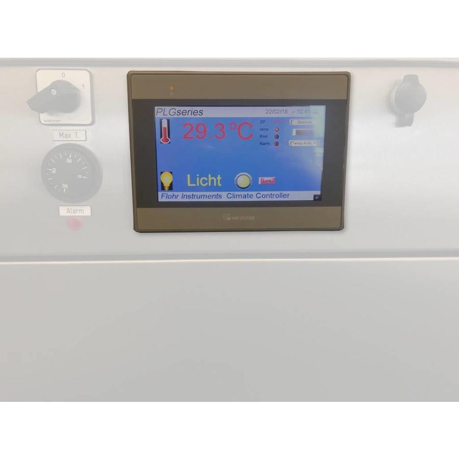 MKB500 laboratorium broedstoof zonder koeling