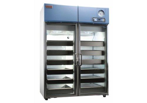 Thermo Revco REB5004V bloedbank dubbeldeur koelkast