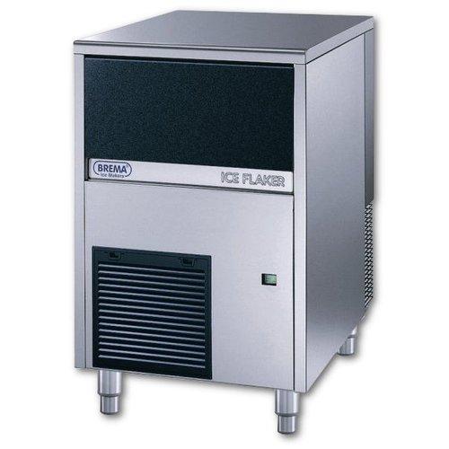 Brema GB 601 HC scherfijsmachine met bunker