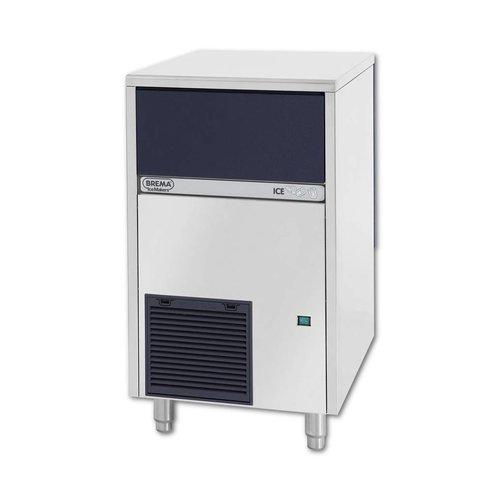 Brema IMF 58 HC ijsblokjesmachine met bunker-peddel