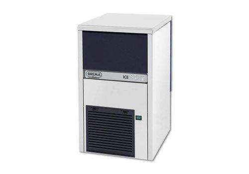 Brema IMF 28 HC ijsblokjesmachine met bunker-peddel
