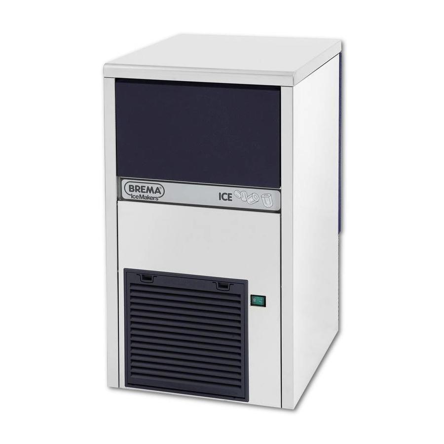 IMF 28 HC ijsblokjesmachine met bunker-peddel