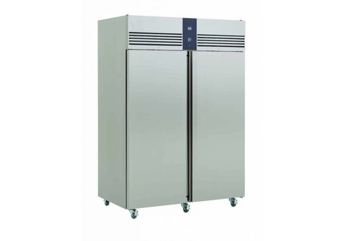 Foster EP1440H professionele dubbeldeur koelkast