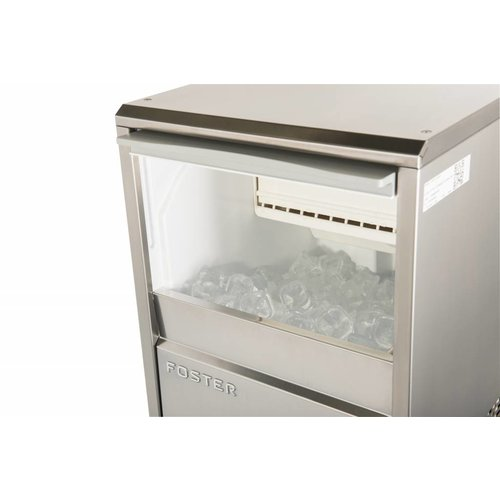 Foster FS40 professionele ijsblokjesmachine (41 kg per 24 uur)