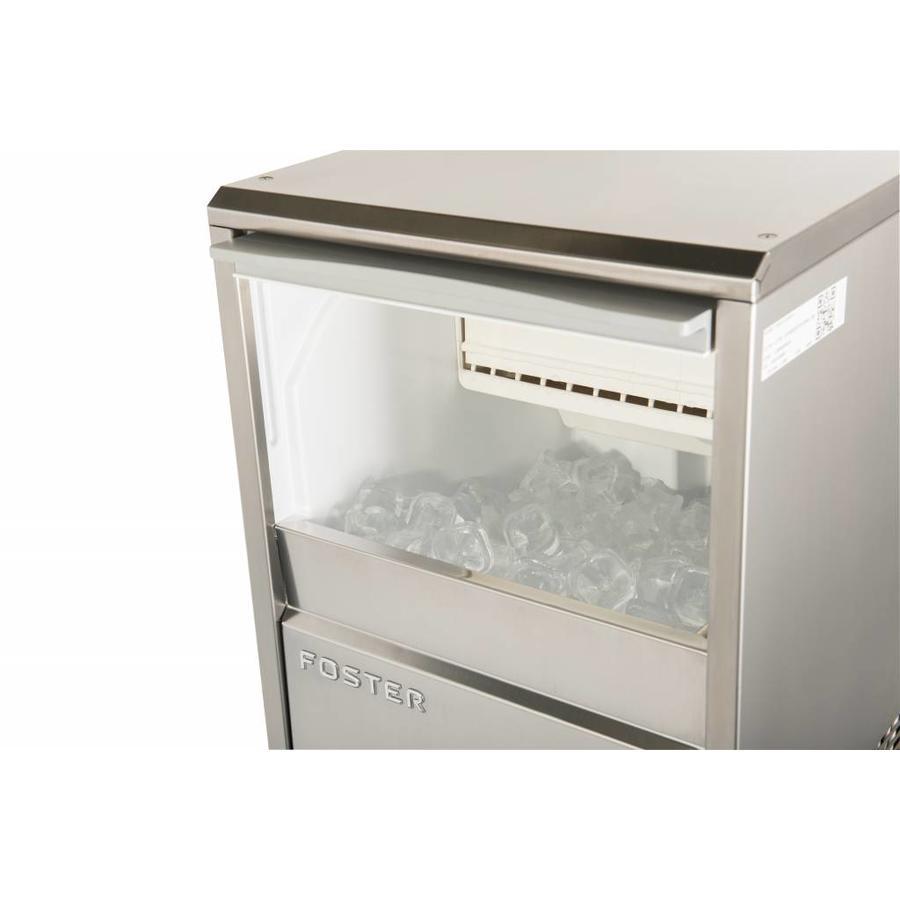 FS40 professionele ijsblokjesmachine (41 kg per 24 uur)