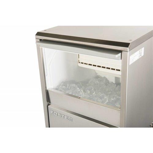 Foster FS50 professionele ijsblokjesmachine (52 kg per 24 uur)