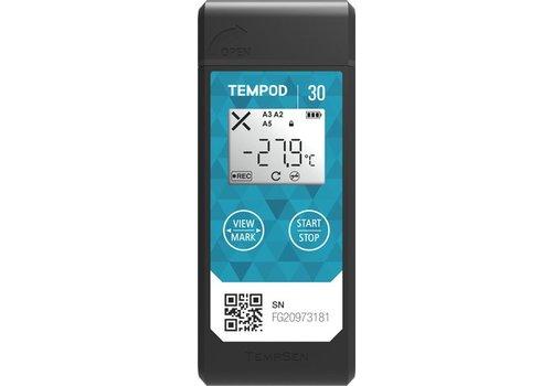 TempSen Tempod 30 temperatuurlogger USB