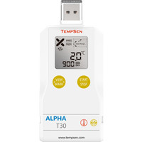 Alpha T30 USB temperatuur data-logger