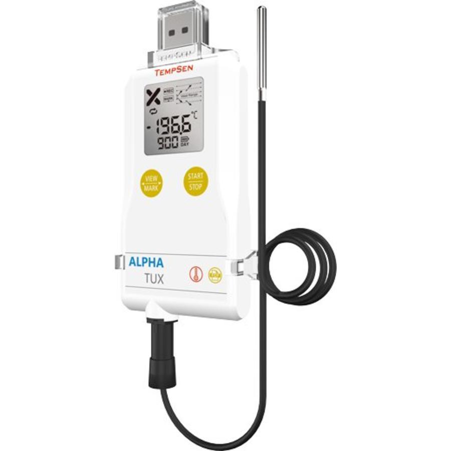 Alpha TUX temperatuur USB data-logger