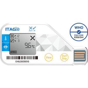 TempSen ITAG 4 temperatuurlogger USB
