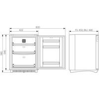 HC 302 met DIN 58345 Inhoud 22 liter