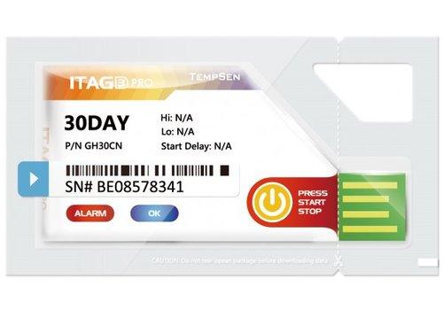 TempSen ITAG 3 Pro temperatuurlogger USB