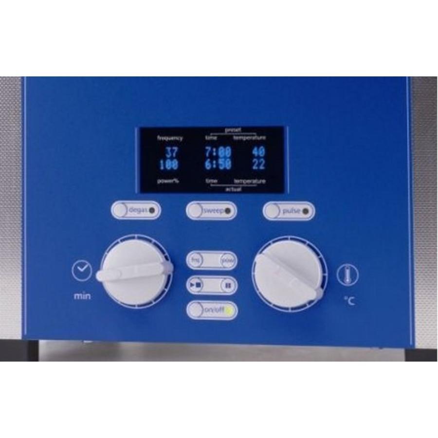 P 30 H Ultrasoon reiniger - Verwarmd