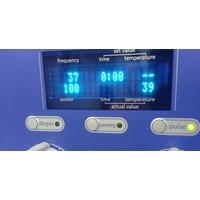P 60 H Ultrasoon reiniger - verwarmd