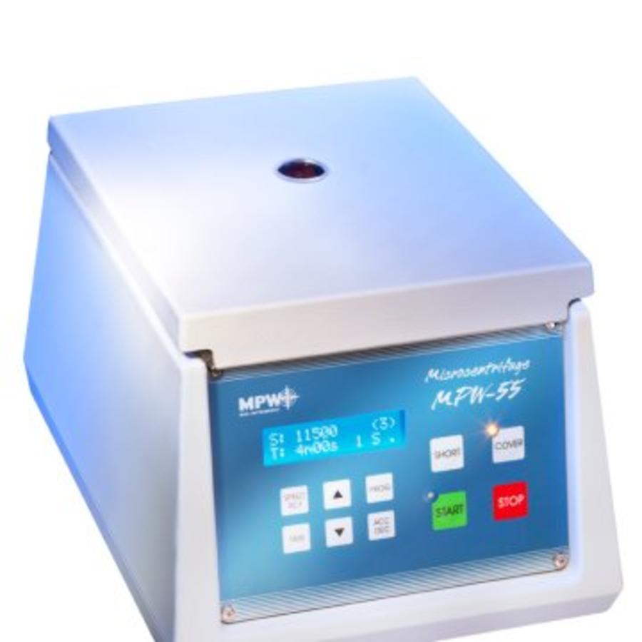 55 Laboratorium centrifuge