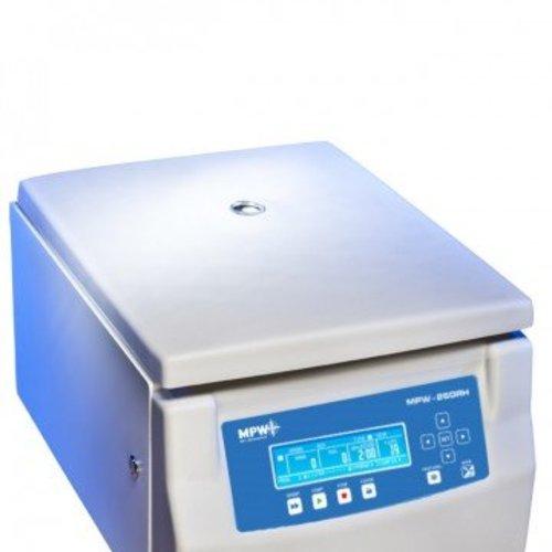 MPW 260RH centrifuge met koeling en verwarming