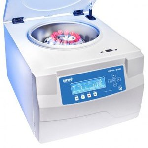 MPW 352R laboratorium centrifuge gekoeld