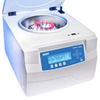 352RH laboratorium centrifuge L-line met koeling en verwarming