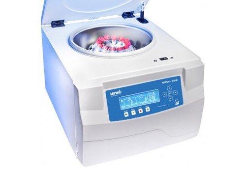 MPW 352RH laboratorium centrifuge gekoeld en verwarmd