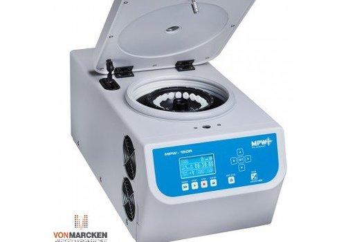 MPW 150R laboratorium centrifuge gekoeld