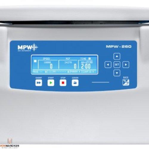 MPW 260 laboratorium centrifuge