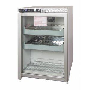Vestfrost AKG 157 medicijnkoelkast glasdeur tafelmodel