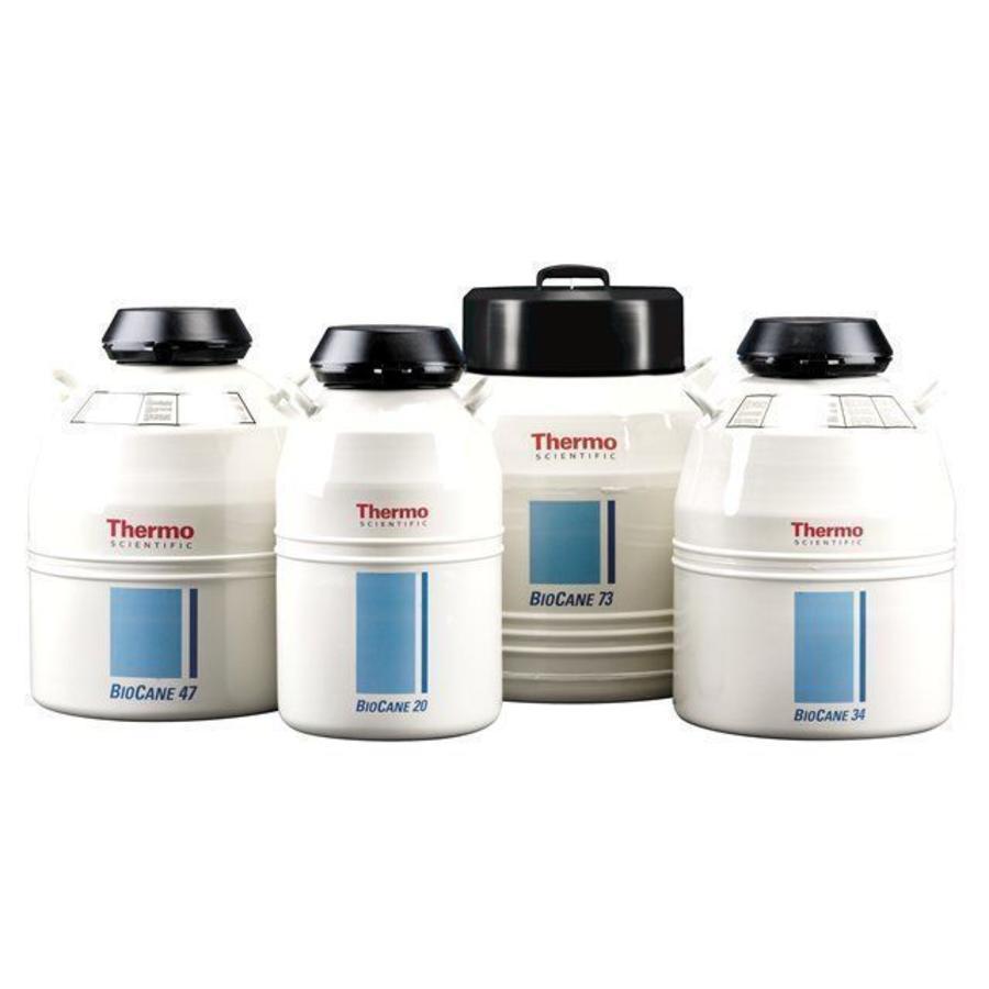 Biocane 73 (LN2) stikstof vat