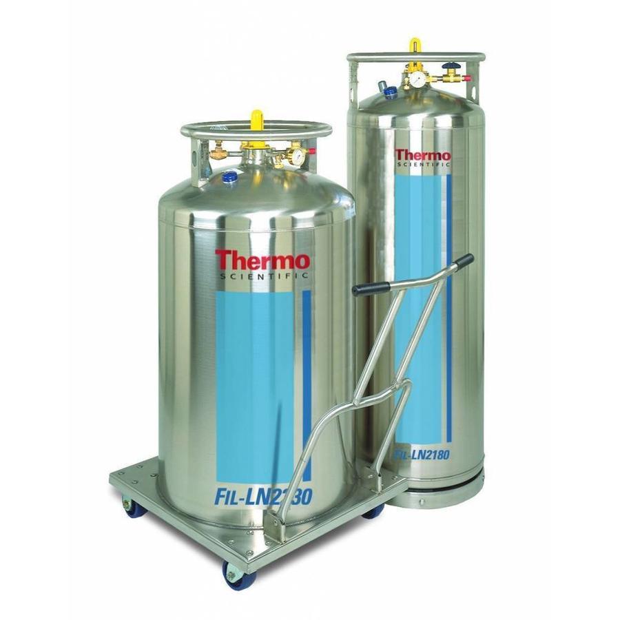 TF8127 LN2, Stikstof vultank