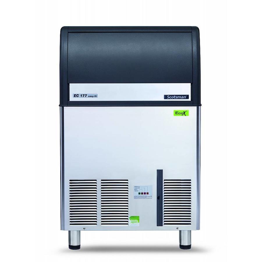 EC 177 AS ijsmachine Gourmet-blokjes