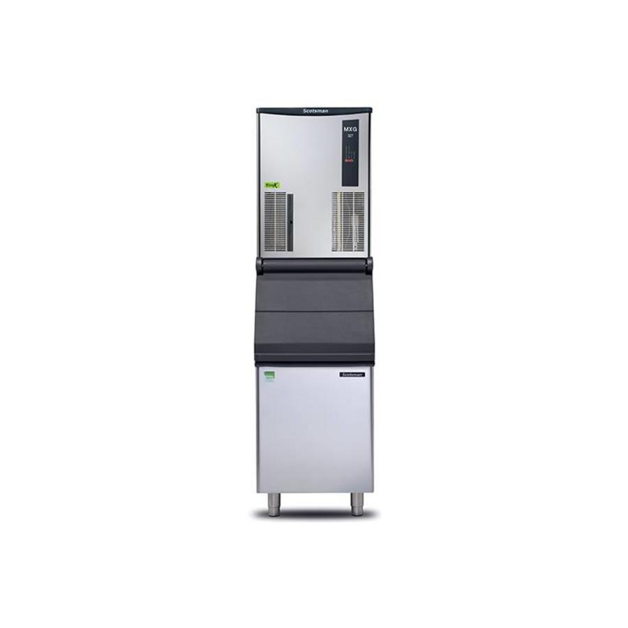 MXG 327 ijsmachine Gourmet-blokjes Top-model