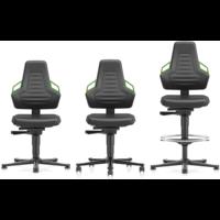 Nexxit 1 laboratorium stoel met glijders