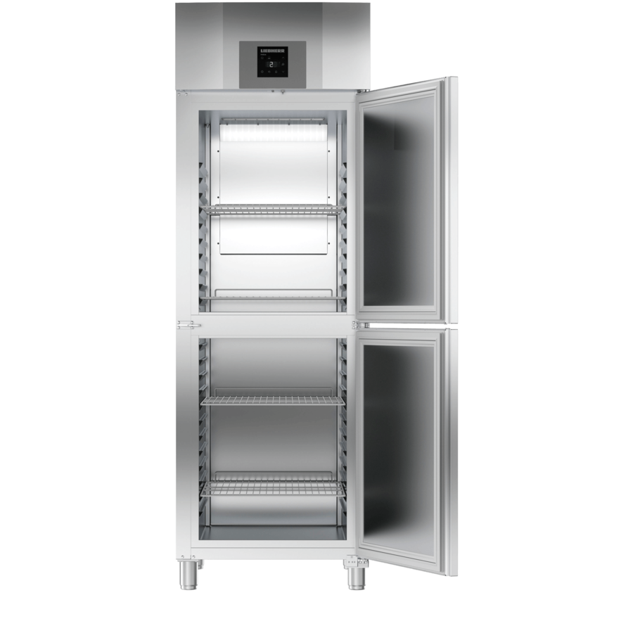 GKPv 6577 Profiline koelkast met 2 compartimenten