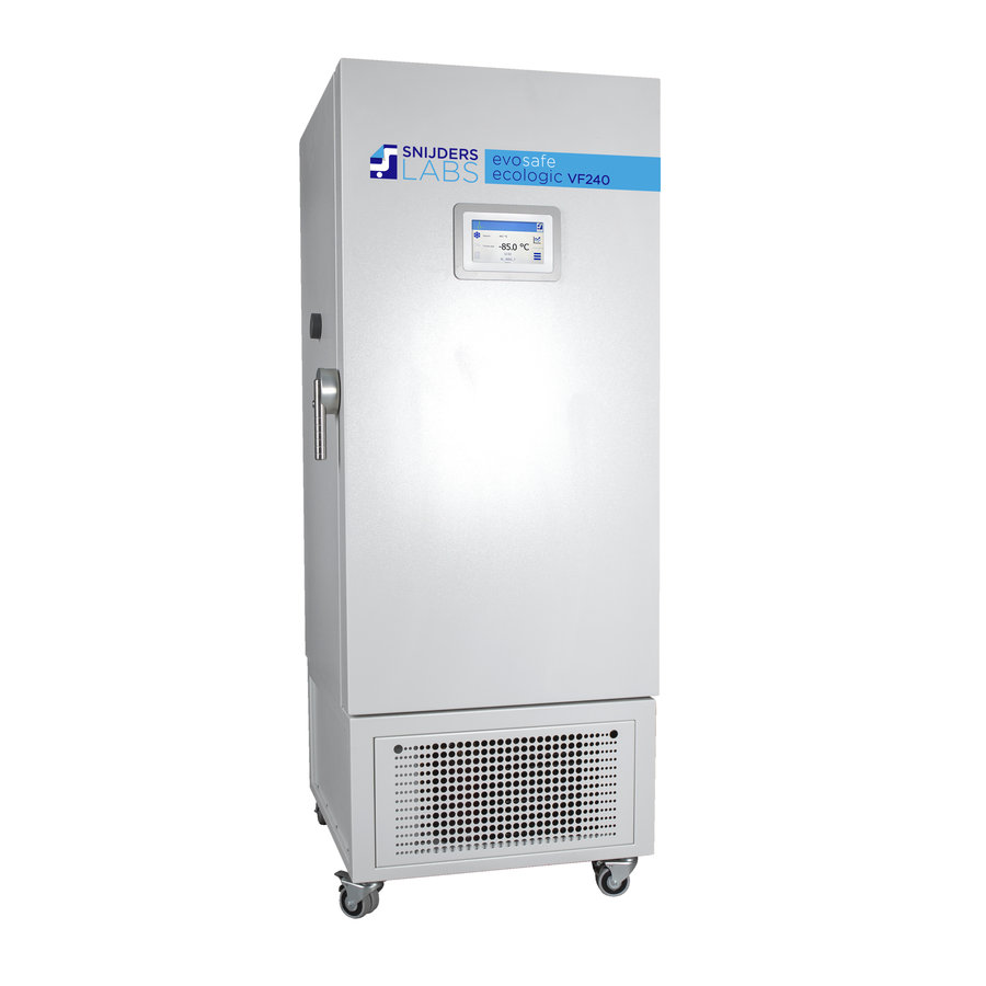 Evosafe VF240 Inhoud 244 liter