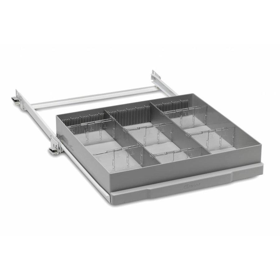 Demo BioCompact II RR610 Glasdeur | medicijn/laboratorium koelkast