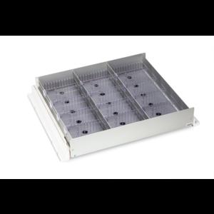 HHsystems Alucool alm. medicijnladen aluminium