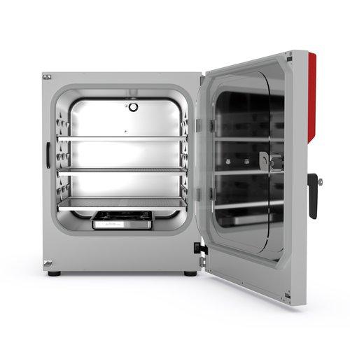 Binder model CB 170 CO2-Incubatoren met heteluchtsterilisatie en met hitte steriliseerbare CO2-sensor