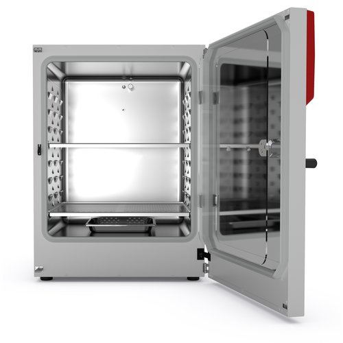 Binder model CBS 260 CO2-Incubatoren met heteluchtsterilisatie en met hitte steriliseerbare CO2-sensor