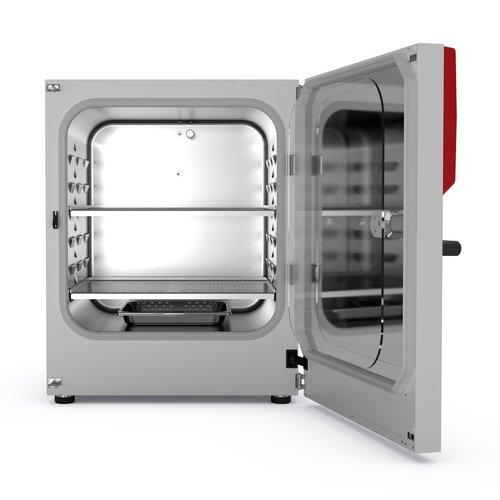 Binder model CBS 170 CO2-Incubatoren met heteluchtsterilisatie en met hitte steriliseerbare CO2-sensor
