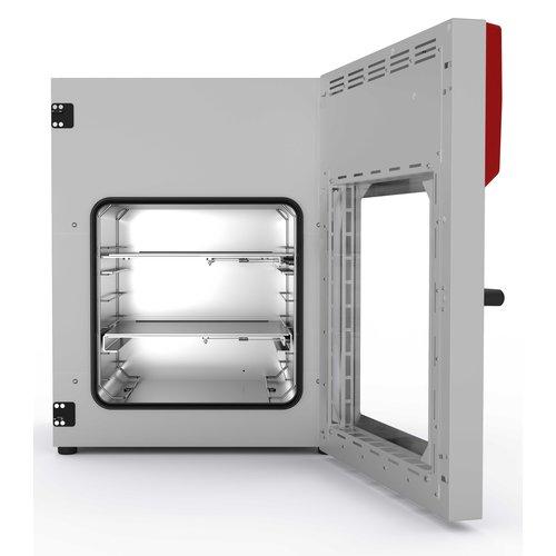 Binder VDL 115 | Vacuumdroogoven voor ontvlambare oplosmiddelen
