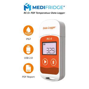 Medifridge RC-5 Temperatuur datalogger