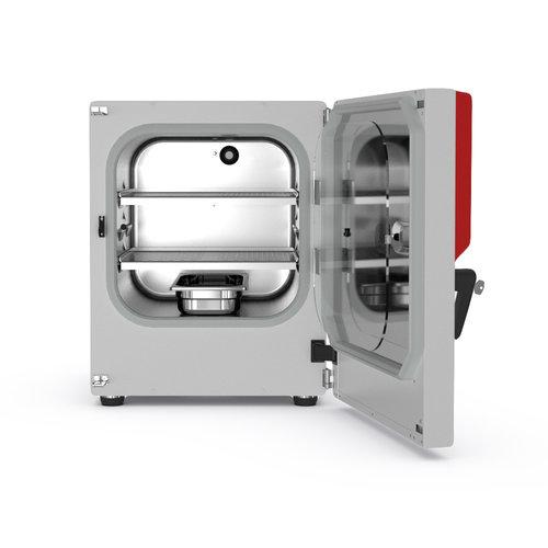 Binder CB 56 CO2-Incubatoren met heteluchtsterilisatie en met hitte steriliseerbare CO2-sensor