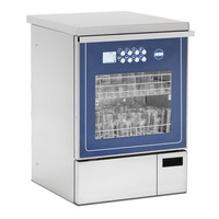 AWD655-8 Thermo Laboratorium vaatwasser glazen deur