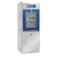 AWD655-10 Thermo desinfectie vaatwasser met glazen deur