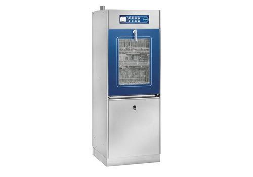 AT-OS AWD655-10 Thermo desinfectie vaatwasser met glazen deur