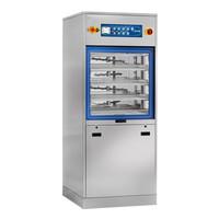 AWD655-10A Thermo desinfectie vaatwasser met automatische glazen deur