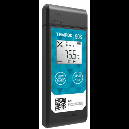 TempSen Tempod 90S USB temperatuur data-logger
