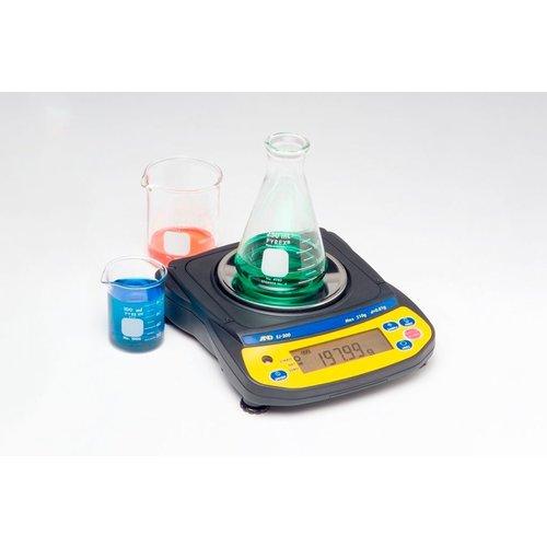 A&D Precisie weegschaal EJ-610-NVH maximum capaciteit 610 gram