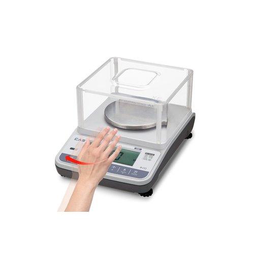 A&D Precisie weegschaal XE-1500NR-EC maximum capaciteit 1500 gram