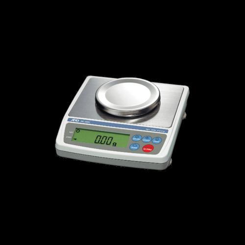 A&D Precisie weegschaal EK-610i-EC maximum capaciteit 600 gram