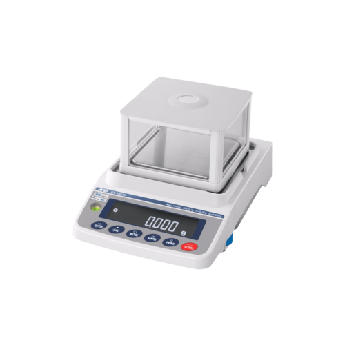 A&D Precisie weegschaal GX-403A-NVH maximum capaciteit 420 gram